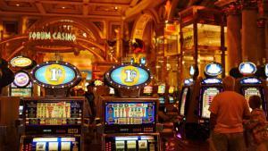 Online Casino mit Spielautomaten